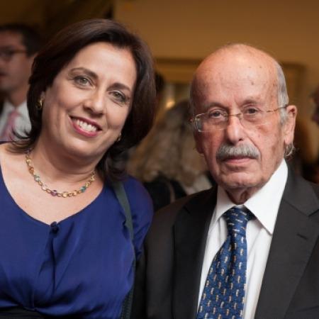 טקס הענקת פרס יקיר הפקולטה למשפטים לפרופ׳ יעקב נאמן
