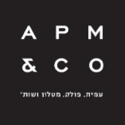 לוגו משרד עמית, פולק, מטלון ושות'