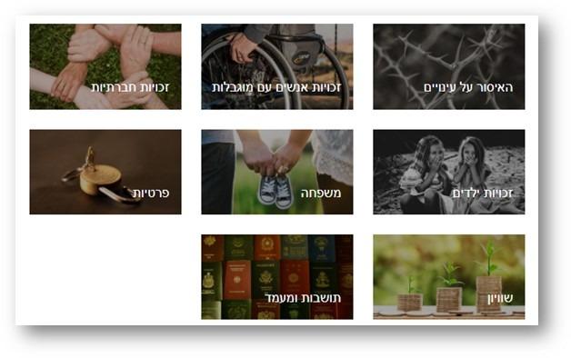 השקת מאגר מידע בעברית: זכויות האדם בישראל על פי אמנות זכויות האדם הבינלאומיות