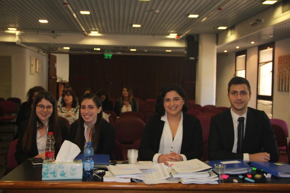 התחרות למשפט בינלאומי מבויים על-שם ג'סאפ