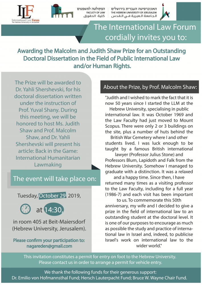 judith_and_malcolm_shaw_prize_invitation