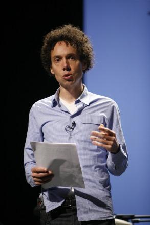 הסופר מלקולם גלדוול