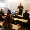 זרקור על הקורס: 'שיטור טרור', המכון לקרימינולוגיה