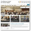 Minerva Center for Human Rights website